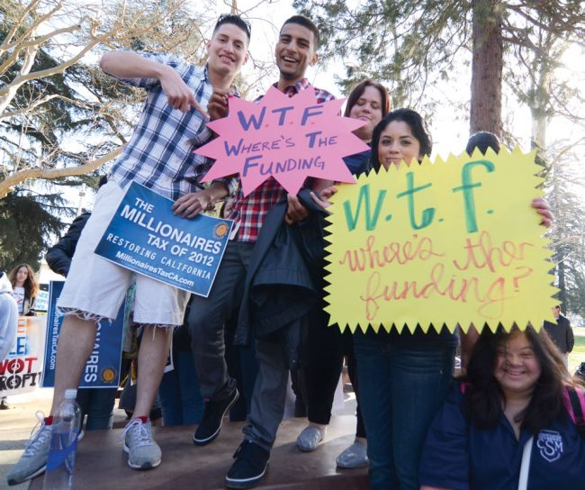 Community colleges not impervious to budget cuts