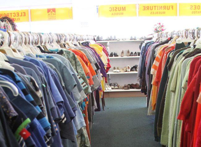Best thrift stores around CSUN