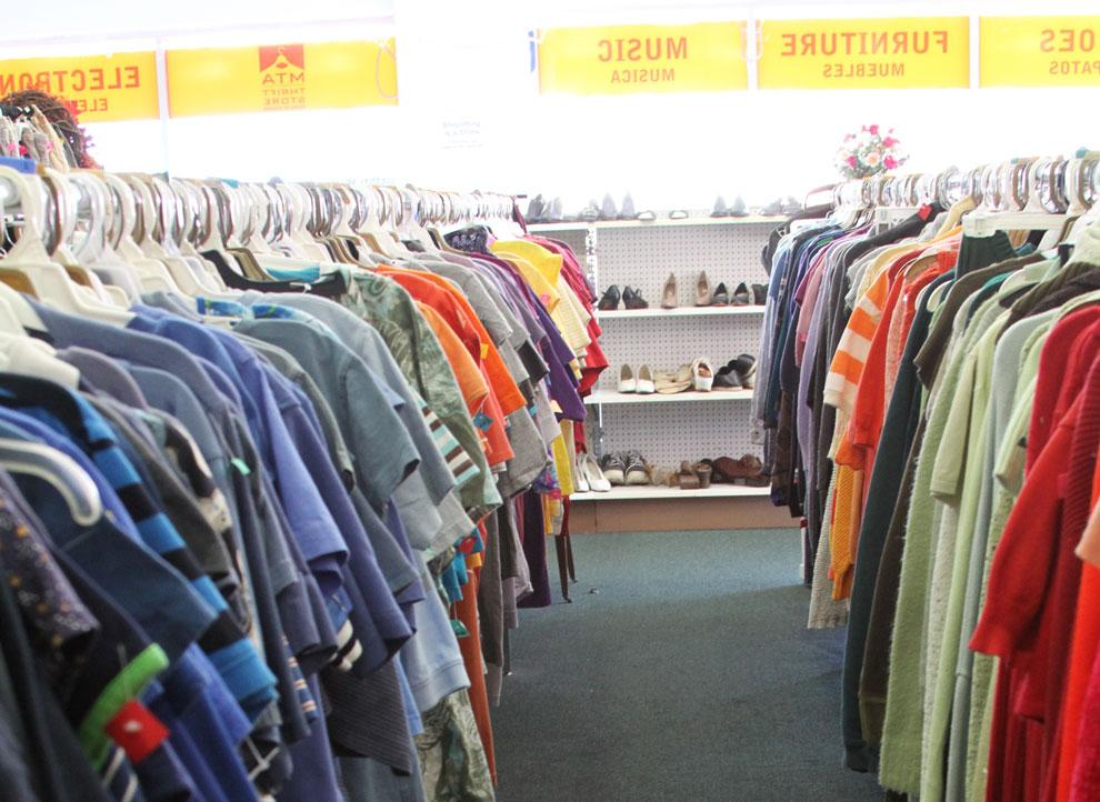 Best thrift stores around CSUN