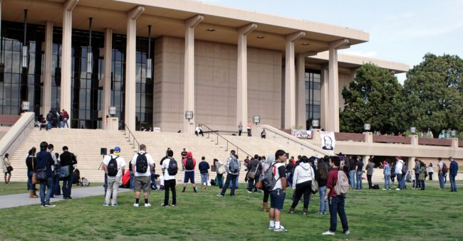 CSUN's SQE cancels final Day of Action workshops due to lack of student participation