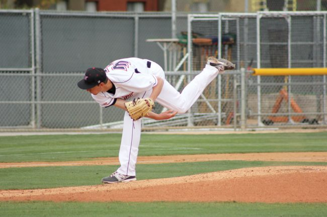Baseball: Pitching changeup: CSUN focuses on high ERA as its hosts Indiana