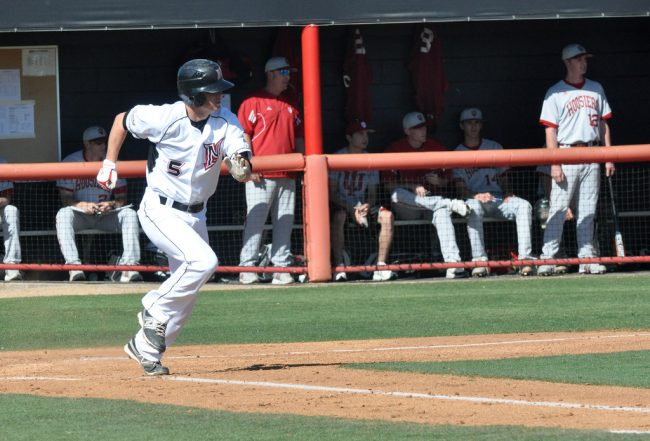 Baseball: CSUN evens series with Hoosiers with 12-5 romping