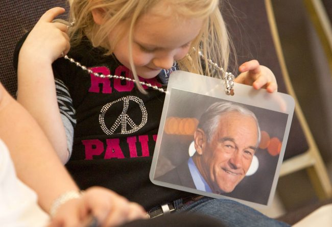 Ron Paul: The only peace candidate