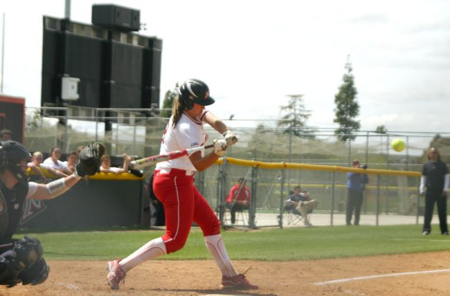 Softball: CSUN looks for hot hitting to continue in SLO