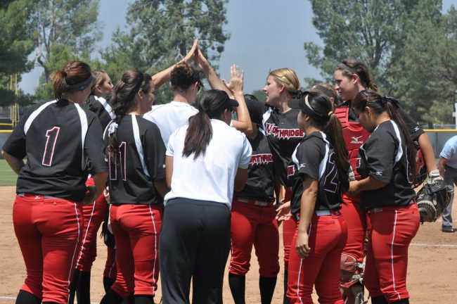 Softball: Pagano makes comeback for Game 1 win, CSUN splits doubleheader against Titans