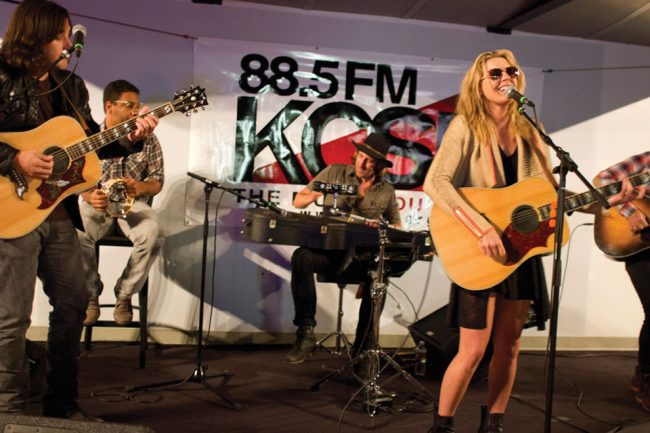 Grace Potter and The Nocturnals perform at CSUN