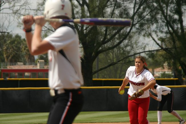 Softball: Matadors' offense outdueled by powerful New Mexico