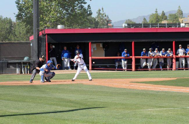 Baseball: CSUN starts home stretch vs. UCI