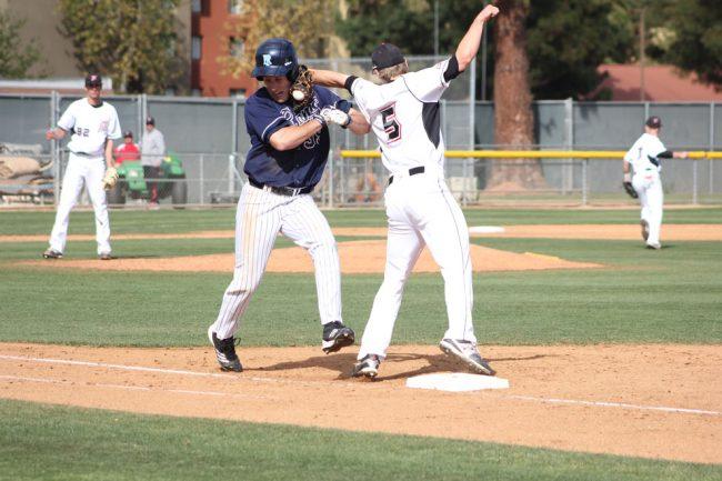 Baseball: CSUN making push in Big West race