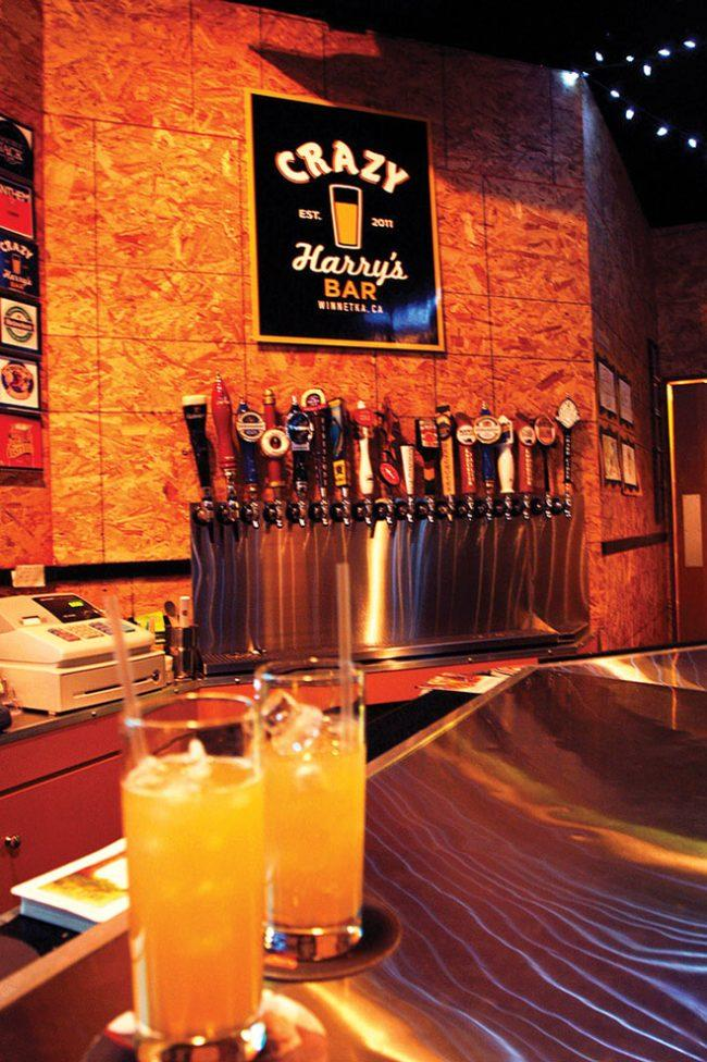 Celebrate the end of finals at Crazy Harry's Bar
