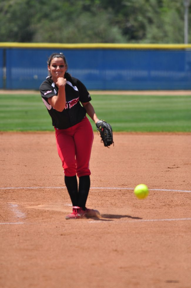 Softball: Pagano, Matadors go 0-2 against UCR to fall into tie for last place in Big West