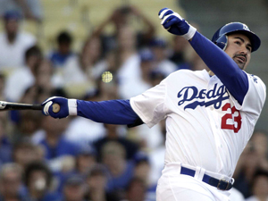 Weekly Column: Dodgers boosted their line-up but still have no chance