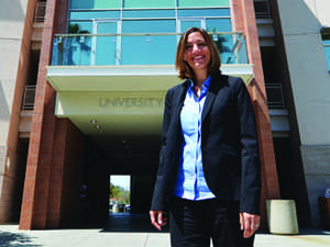 Communications and marketing mastermind, Stacy Lieberman, leaves CSUN