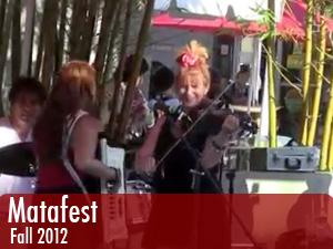Matafest - Fall 2012