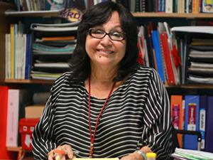 Q&A with Chicana/o studies professor on her path to activism