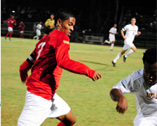 Lone Hoyas' goal gives Matadors first loss of season