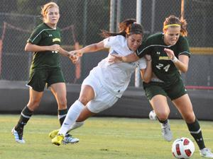 Women's Soccer: Matadors welcome undefeated Michigan