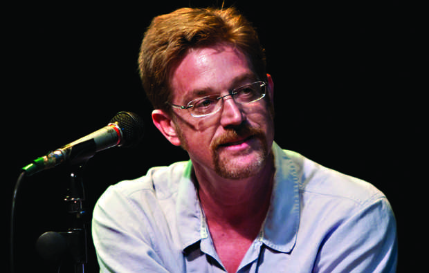 Jeff Biggers, an author, journalist and historian who is speaking at CSUN Tuesday, wrote his latest book about contradictions, myths and facts of Arizona's history and civil and labor rights conflicts.