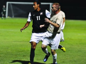 Men's Soccer: Northridge get big win against Black Knights