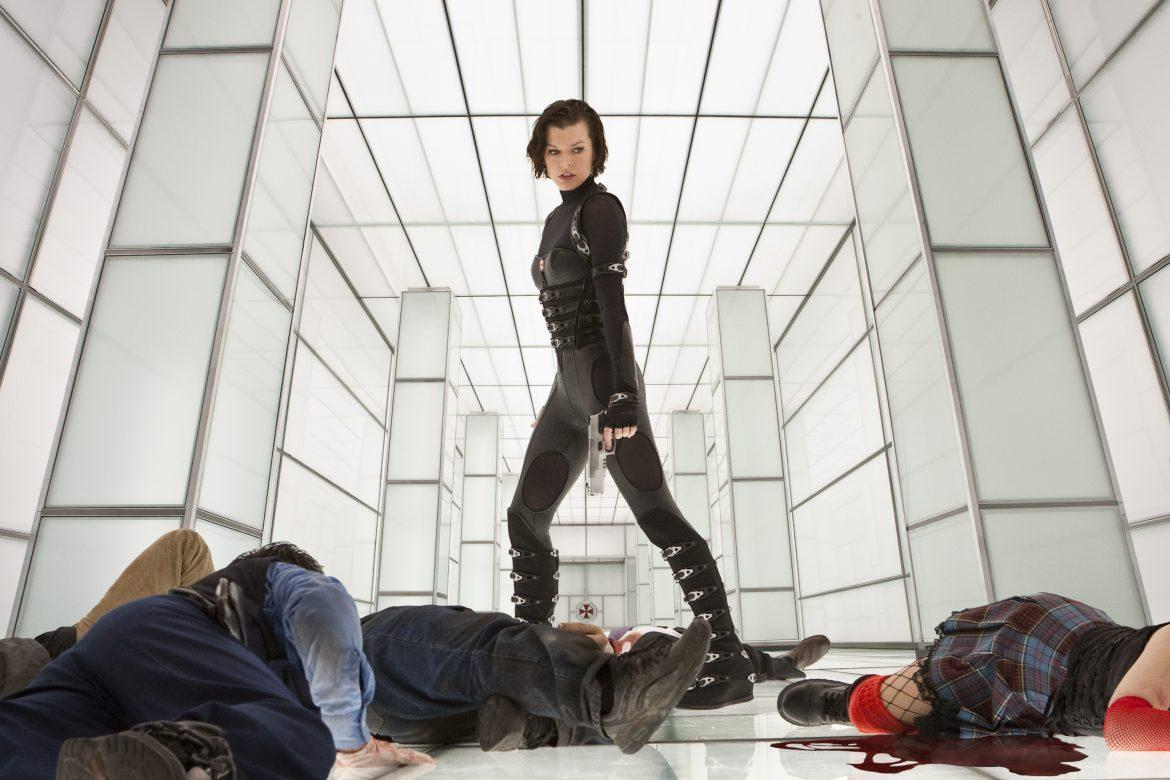 Resident Evil: Retribution makes improvements