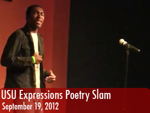 USU Expressions Poetry Slam