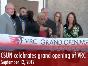 Veterans Resource Center celebrates its grand opening