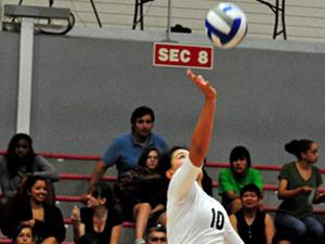 Women's Volleyball: CSUN stifles last year's Big West champions
