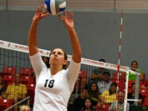 Women's Volleyball: Matadors sweep Rice Invitational