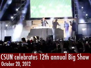 CSUN celebrates is 12th annual Big Show