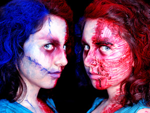 Confessions of a scare actor
