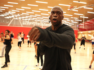 Popular trainer offers students master class at CSUN