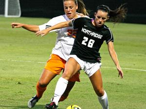 Get to Know: Women's Soccer Lyndsey Preston