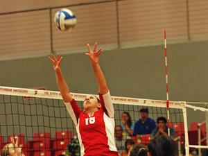 Women's Volleyball: Matadors' streak ends against Irvine
