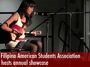 Filipino American Student Association hosts showcase