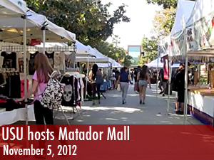 USU hosts Matador Mall