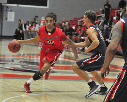 Men's Basketball: CSUN freshmen key in upset hopes over UCLA