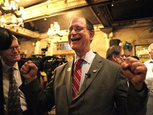 Congressman Sherman defeats Berman in 30th District