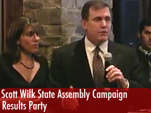 Scott Wilk State Assembly campaign results party