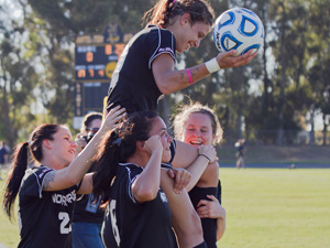 Women's Soccer: Matadors take Big West championship, advance to NCAA tournament