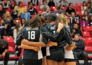 Women's Volleyball: CSUN ends season with three consecutive straight-set wins; misses NCAA tourney
