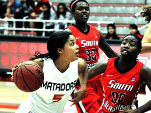 Women's Basketball: Matadors fall to No. 6 Penn State
