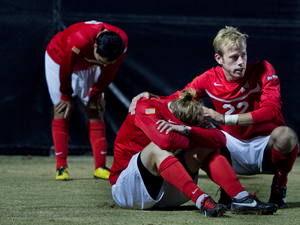 Men's Soccer: Matadors blank Mustangs, advance to Big West Finals