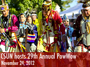 CSUN hosts 29th Annual PowWow