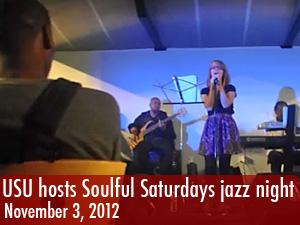 USU hosts Soulful Saturdays jazz night