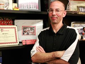 The man that makes CSUN athletics run