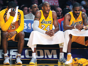 Lakers season spirals out of control