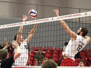 Men's Volleyball: CSUN extends winning streak with sweep against Grand Canyon
