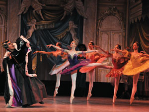 'Sleeping Beauty' will be performed in ballet at VPAC
