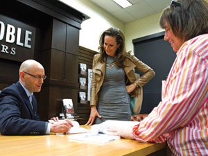 Author Brad Meltzer talks about his new book 'The Fifth Assassin'