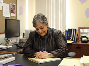 Vice Provost Cynthia Rawitch announces retirement